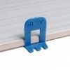 Система выравнивания плитки Зажимы SVP noVa 300 штук, 1 мм